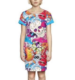 Платье летнее Арт