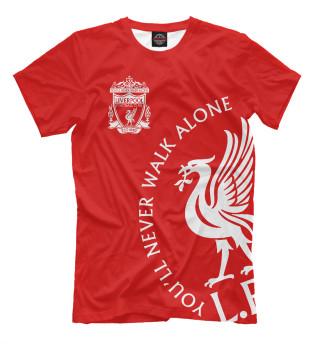 Мужская футболка Ливерпуль