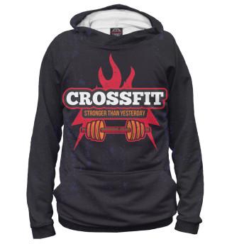 Мужское худи Crossfit