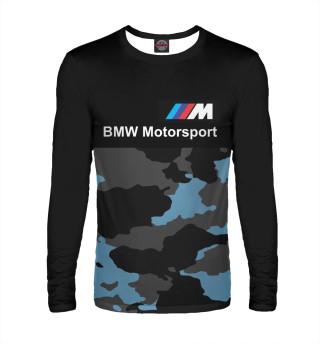 Мужской лонгслив BMW