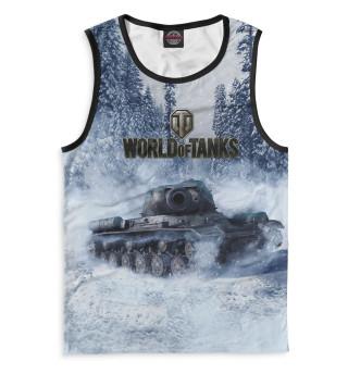 Майка для мальчика World of Tanks