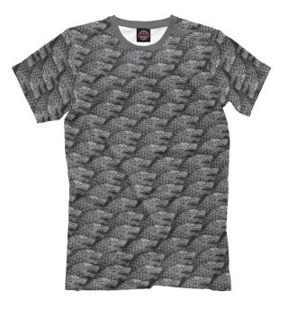 Мужская футболка Волкии