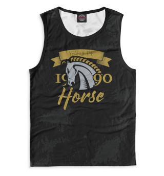 Год лошади — 1990