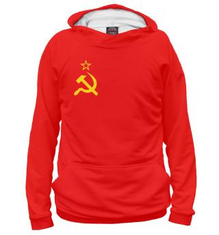 Женское худи СССР Minimal