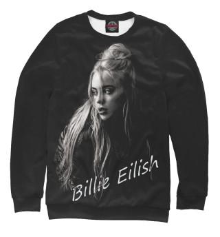 Женский свитшот Billie Eilish