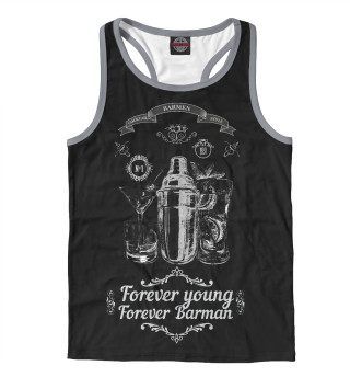 Forever young, forever Barman