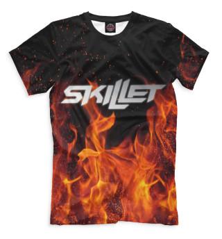 Мужская футболка Skillet