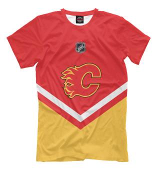 Мужская футболка Calgary Flames
