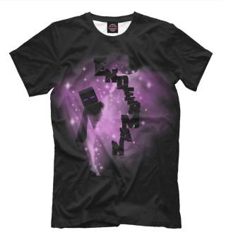 Мужская футболка Enderman