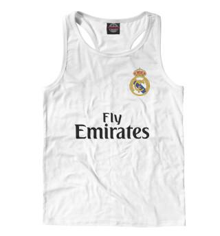 Мужская майка-борцовка Форма Реал Мадрид