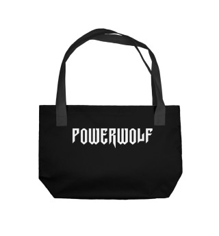Пляжная сумка Powerwolf