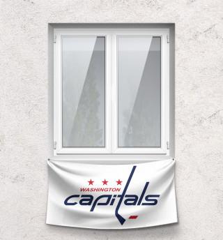 Флаг Washington Capitals