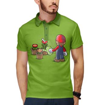 Марио садовник