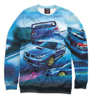 Мужской свитшот Subaru
