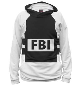 Женское худи FBI
