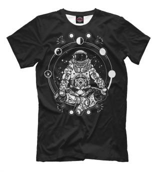 Женская футболка Астронавт
