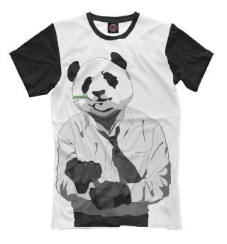 Мужская футболка HDN Panda