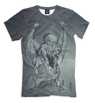 Мужская футболка Ктулху
