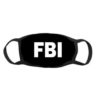 Маска тканевая FBI