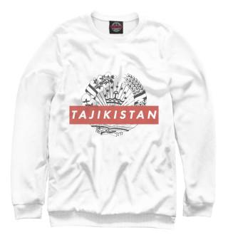 Женский свитшот Tajikistan