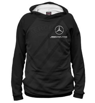 Женское худи Mercedes AMG
