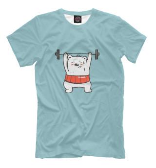 Медведь Тяжелоатлет