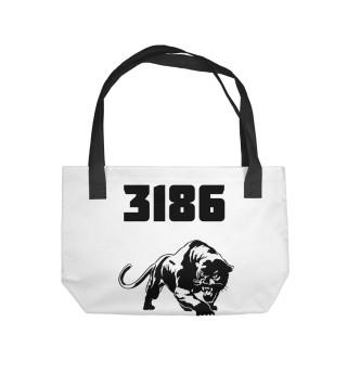 Пляжная сумка ОДОН В/ч 3186