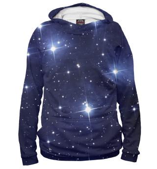 Худи для девочки Звездное Небо