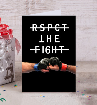 RSPCT THE FIGHT