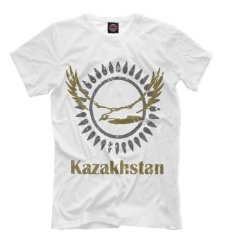 Футболка для мальчиков Солнечный Казахстан