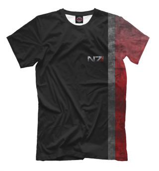 Мужская футболка N7