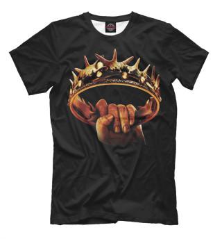 Мужская футболка Корона