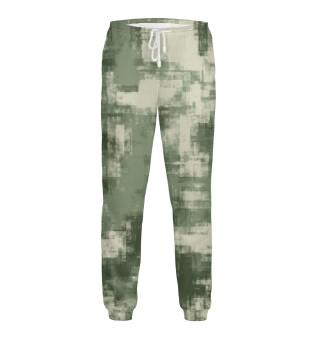 Мужские спортивные штаны Военный камуфляж- одежда для мужчин и женщин