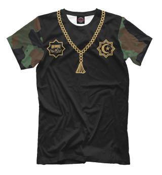 Мужская футболка Akhmat Club