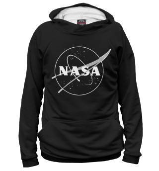 Мужское худи NASA