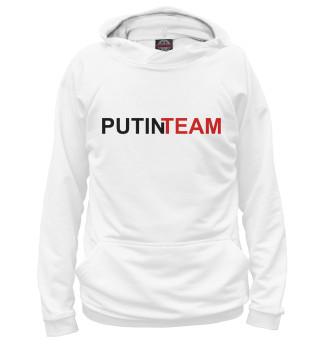 Мужское худи Putin Team