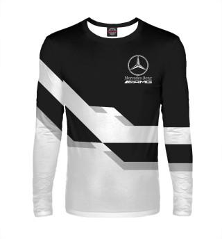 Мужской лонгслив Mersedes-Benz AMG