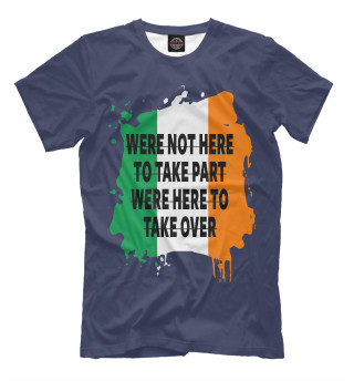 Мужская футболка Take Over