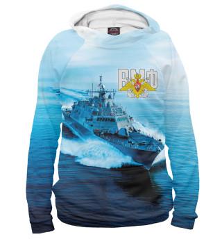 Мужское худи Военно Морской Флот