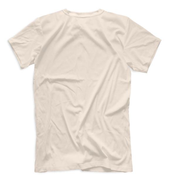 Женская футболка с изображением Love. цвета Белый