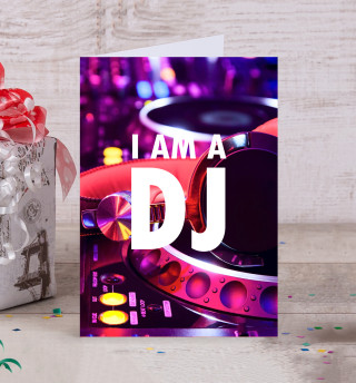 I am a DJ