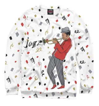 Мужской свитшот Jazz