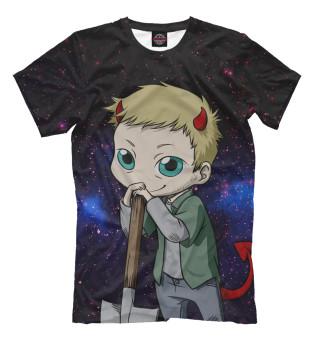 Мужская футболка Люся