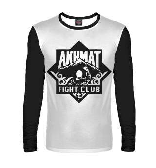 Мужской лонгслив Akhmat Fight Club