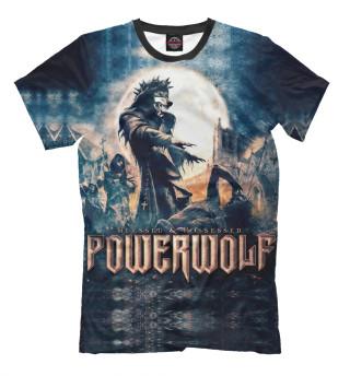 Мужская футболка Powerwolf