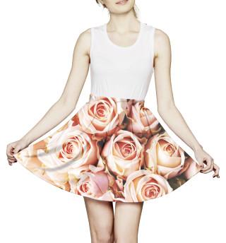 Юбка в складку Розы