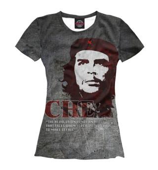 Футболка для девочек Che Guevara