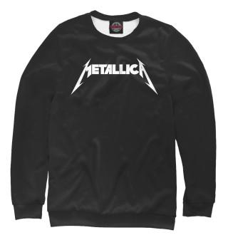 Мужской свитшот Metallica(на спине)