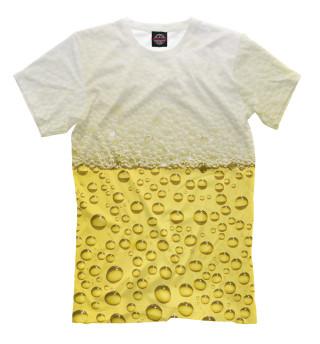 Мужская футболка Пиво