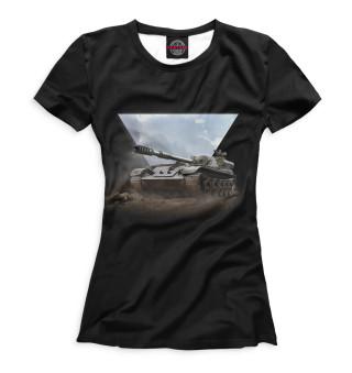 Женская футболка World of Tanks